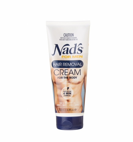 Nad's for Men Hair Removal Cream 6.8 oz 1337060