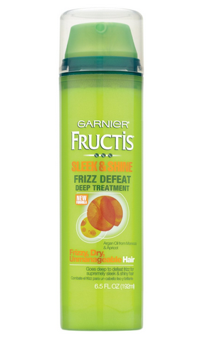 Garnier Fructis Sleek & Shine Frizz Defeat Deep Treatment 6. 1290845