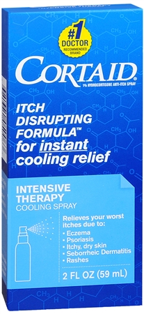 CORTAID Intensive Therapy Cooling Spray 2 oz 1189865
