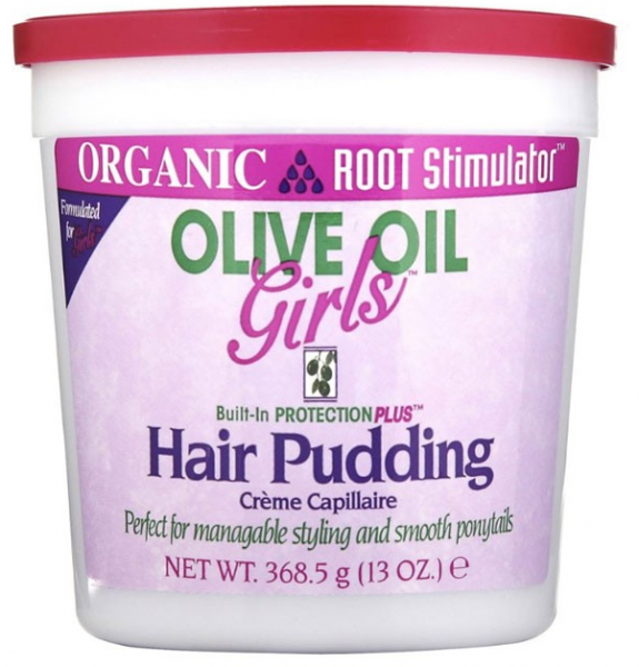 Organic Root Stimulator Girls Hair Pudding, 13 oz 1386195