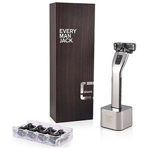 Image of Every Man Jack Manual Razor, Chrome 1 ea
