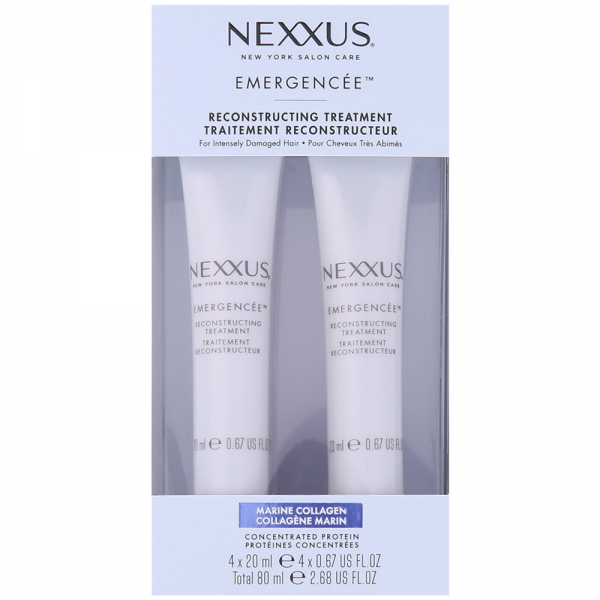 NEXXUS Emergencee Reconstructing Treatment 0.67 oz, 4 ea 1439685