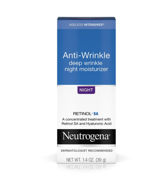 Neutrogena Ageless Intensives Deep Wrinkle Anti-Wrinkle Mois 1139345