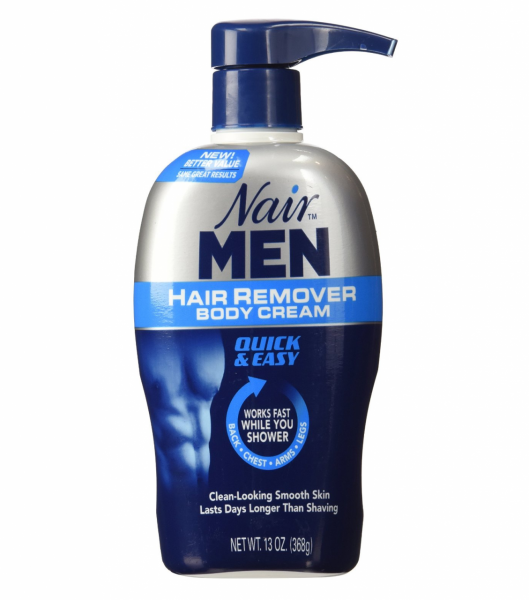 Nair For Men Hair Removal Body Cream 13 oz 1382595