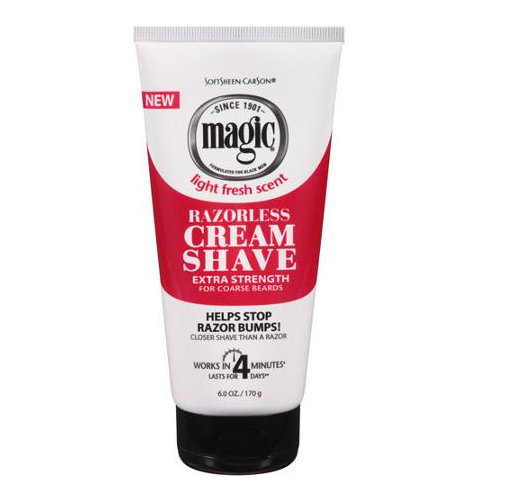 Magic Shave Cream Extra-Strength 6 oz 1329175