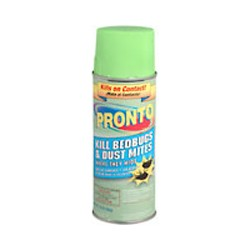 Pronto Bedbugs And Dust Mites Spray 10 oz 1301755