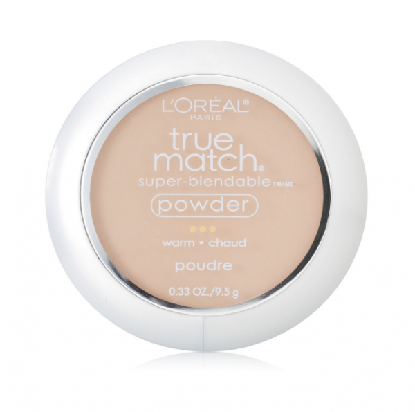 L'Oreal True Match Powder, Nude Beige [W3], 0.33 oz 1356715