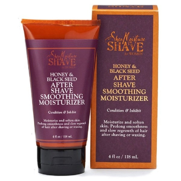 Shea Moisture Honey & Black Seed After Shave Smoothing Moist 1469200
