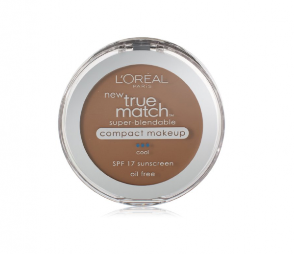 L'Oreal True Match Super-Blendable Compact Makeup, Soft Sabl 1358505