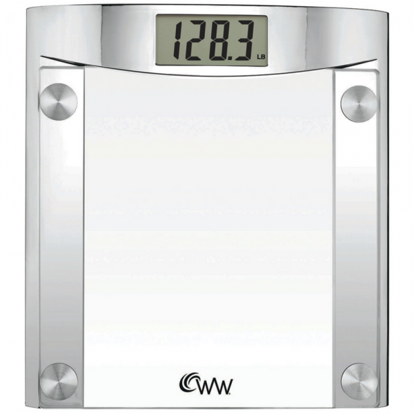 Conair Weight Watchers Glass Precision Electronic Scale 1 ea 1454670
