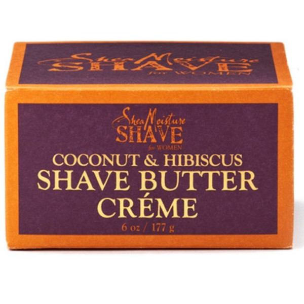 Shea Moisture Shave For Women Shave Butter Creme, Coconut & 1481140