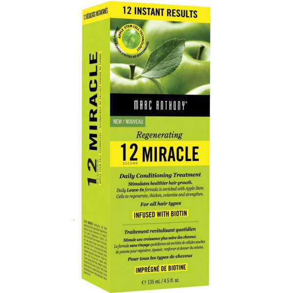 Marc Anthony 12 Miracle Daily Conditioning Treatment 4.5 oz 1476275