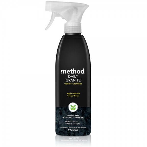 Image of Method Daily Granite Clean + Polish Spray, Apple Orchard 12