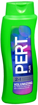 Pert Plus 2 in 1 Shampoo + Conditioner Light Conditioning Fo 1133755