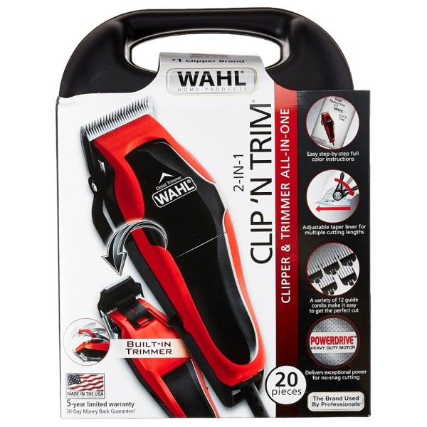 Wahl Clip 'N Trim All-In-One Haircut Kit 1 ea 1432150