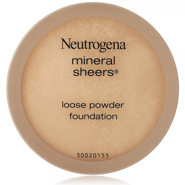 Neutrogena Mineral Sheers Loose Powder Foundation, Natural I 1450640
