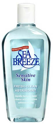 Sea Breeze Actives Sensitive Skin Astringent 10 oz 1325550