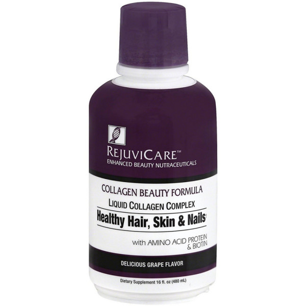 RejuviCare Collagen Beauty Formula Liquid 16 oz 1332270