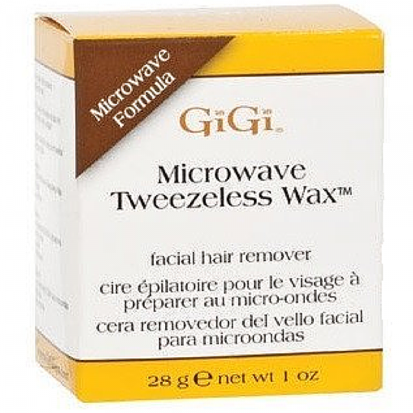GiGi Microwave Tweezeless Wax 1 oz 1430870