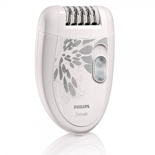 Philips Satinelle Epilator, White/Gray 1 ea 1438585