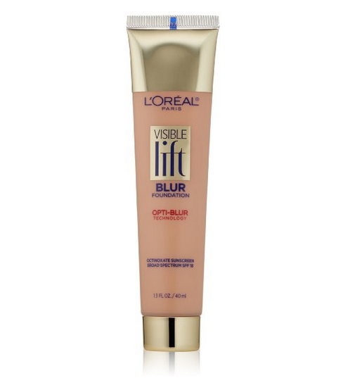 L'Oreal Paris Visible Lift Blur Foundation, Classic Ivory [2 1411020