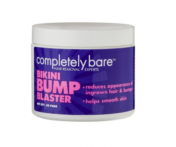 Completely Bare Bikini Bump Blaster Pads For Ingrown Hairs 5 1406525