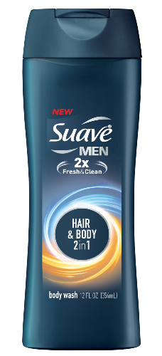 Suave Men Body Wash Hair + Body Wash 12 oz 1149715