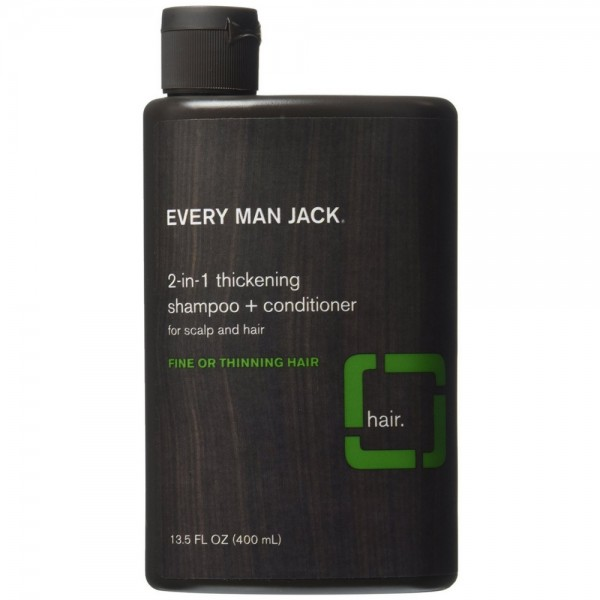 Every Man Jack  2-in-1 Thickening Shampoo & Conditioner 13.5 1460180
