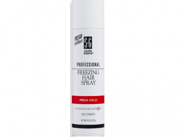 034044125542 Upc Salon Grafix Freezing Hair Spray Mega