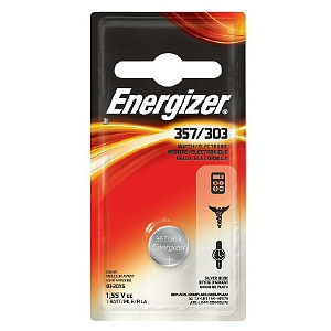 Image of Energizer Watch Battery 1.55 Volt 357/303 1 Each