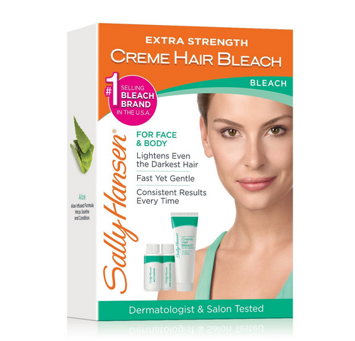 Sally Hansen Extra Strength Creme Hair Bleach, 1 kit 1337475