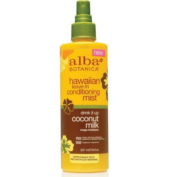 Alba Botanica Hawaiian Leave-in Conditioning Mist, Drink It 1456815