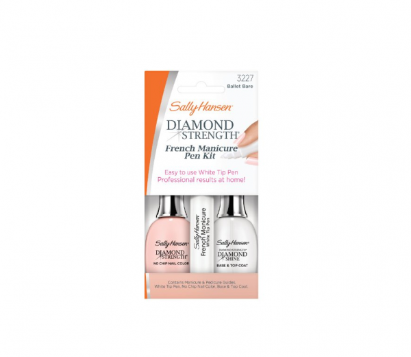 Sally Hansen Diamond Strength French Manicure Pen Kit, Balle 1360905