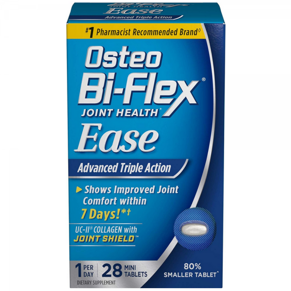 Osteo Bi-Flex Ease Joint Health Mini Tablets 28 ea 1453175