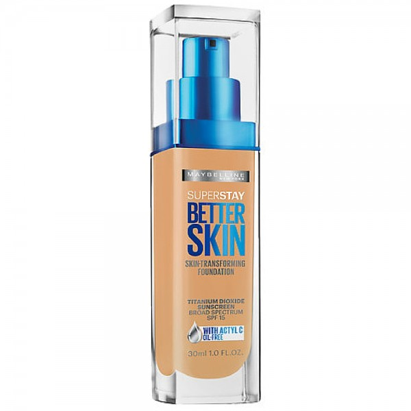 Maybelline New York SuperStay Better Skin Foundation, Riche 1419330