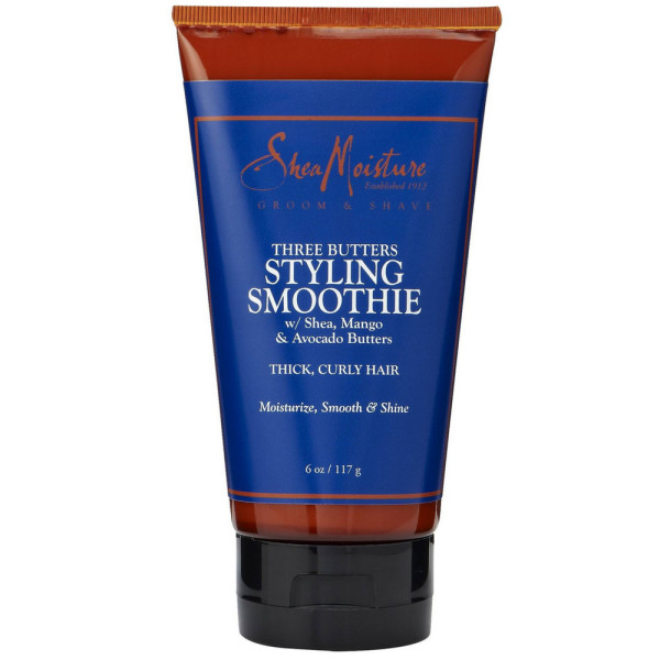 Shea Moisture Three Butters Styling Smoothie 6 oz 1481010