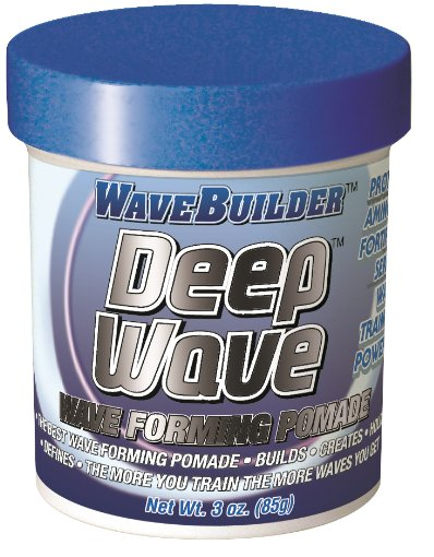 Image of WaveBuilder Deep Wave Wave Forming Pomade, 3 oz