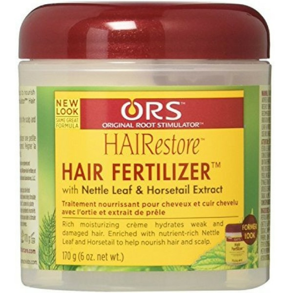 Organic Root Stimulator Hair Fertilizer, 6 oz 1386245